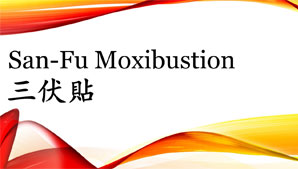 San-fu-Moxibustion-treatment